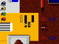Micro Machines 2: Turbo Tournament '96